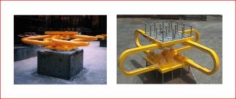Steel damper